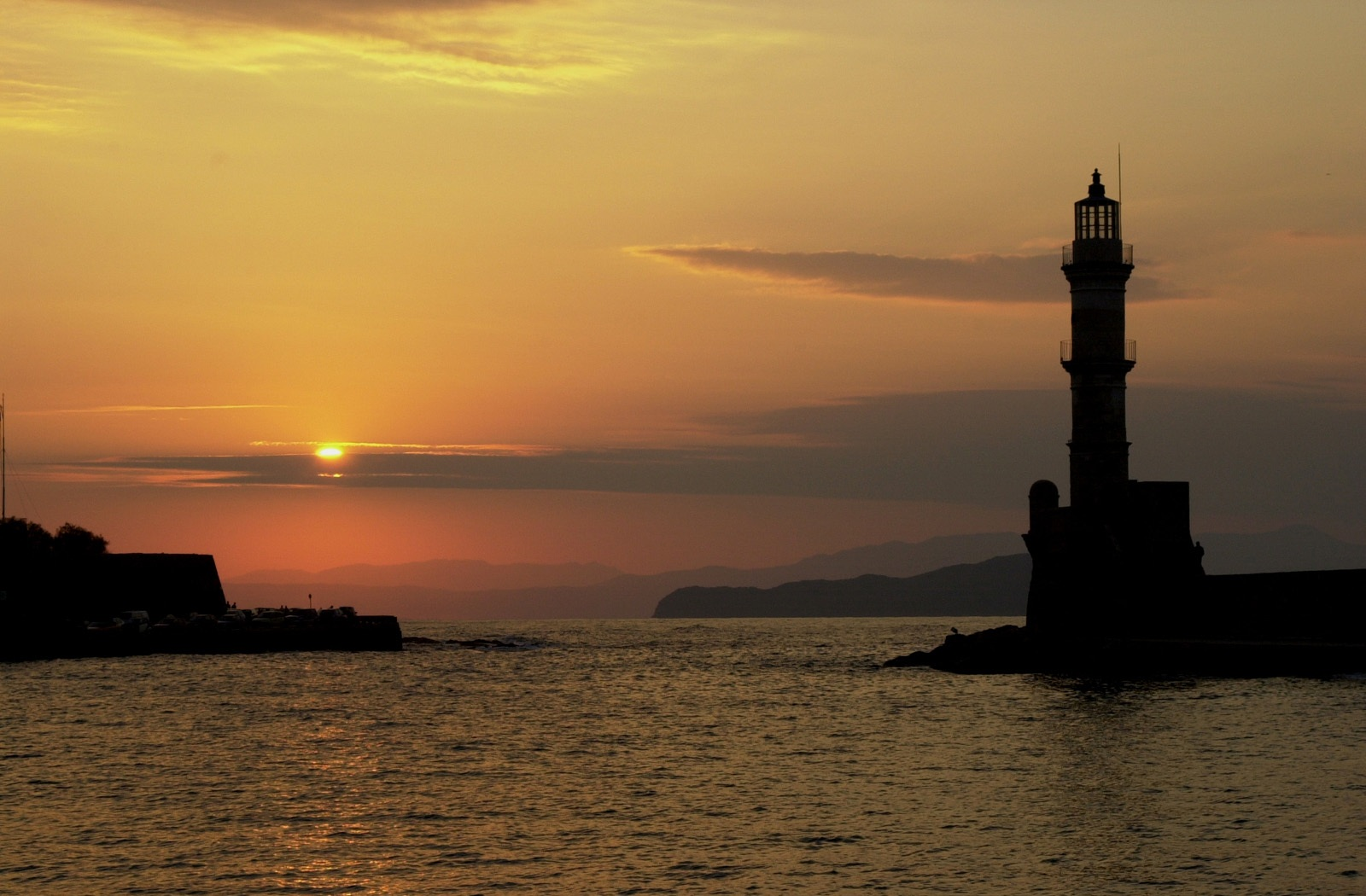 chania_sunset